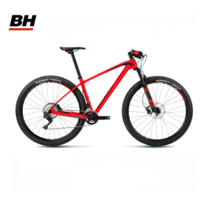 Bicicleta BH Ultimate RC FOX SC 2018